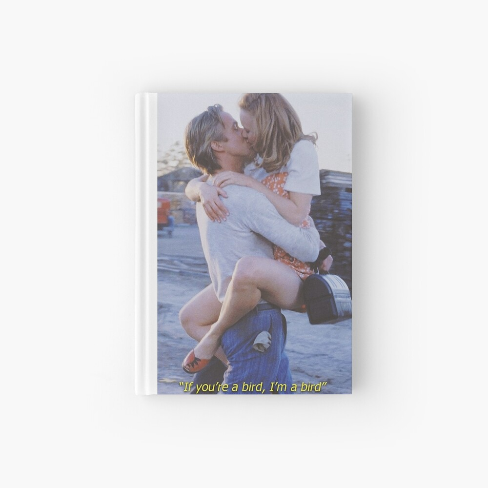 THE NOTEBOOK Hardcover Journal
