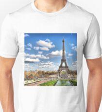 Paris, Tour Eiffel Unisex T-Shirt