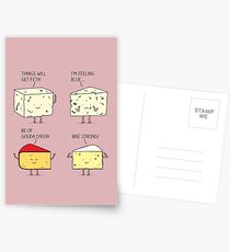 cheesy puns Postcards