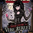 A Nightmare On Vibe Street - SheVibe Cover Art by shevibe