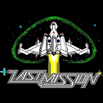 Gaming [ZX Spectrum] - Last Mission by ccorkin