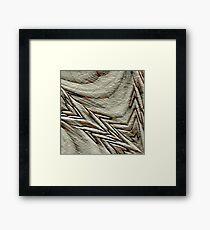 Concrete Star 2000 Framed Print