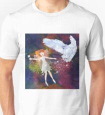 Miss Rose's Garden,Skye's Story Unisex T-Shirt