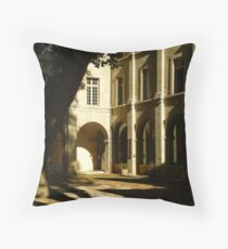 Convent  Throw Pillow