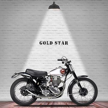 BSA Gold Star 1961 by rogue-design