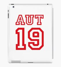 AUSTRIA  iPad Case/Skin