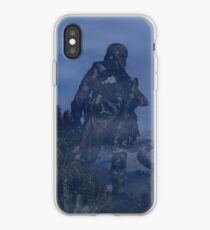 dark creatures in the night iPhone Case