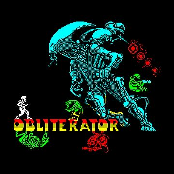 Gaming [ZX Spectrum] - Obliterator by ccorkin
