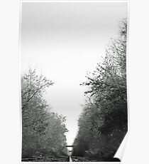 The Vanishing Point Poster