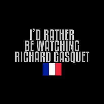 I'd rather be watching Richard Gasquet by mapreduce