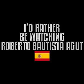 I'd rather be watching Roberto Bautista Agut by mapreduce