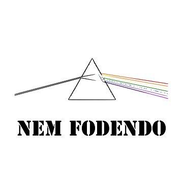 NEM FODENDO by wexler