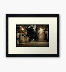 Lili's Lilong Framed Print