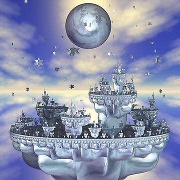 Castle In The Sky by xSARAHx