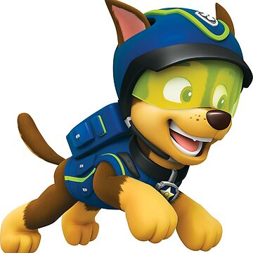 PAW Patrol Super Spy Chase Running by docubazar7