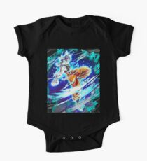 Goku Ultra Instinct One Piece - Short Sleeve