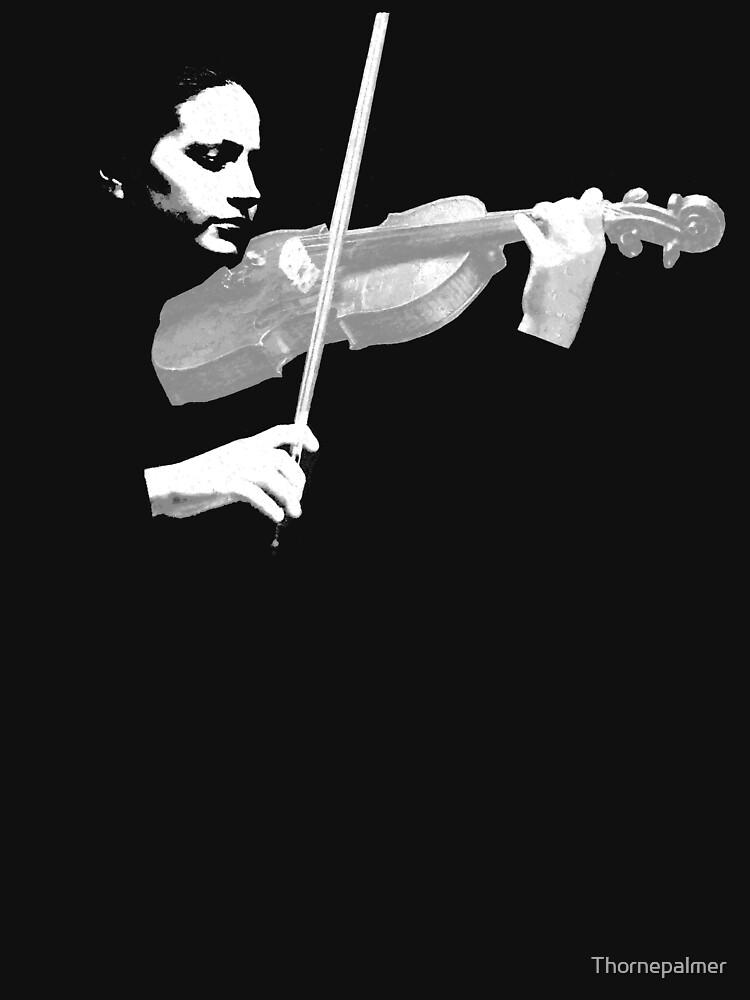 The Violin by Thornepalmer