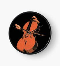 The Cello Clock