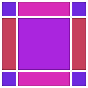 RGG-Purple Abstract by EvilGravy