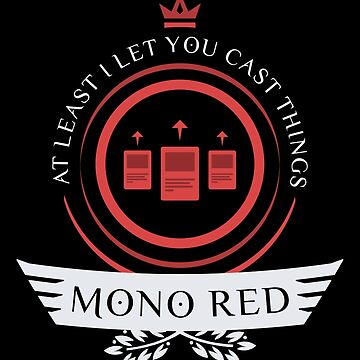 Mono Red Life by Jbui555