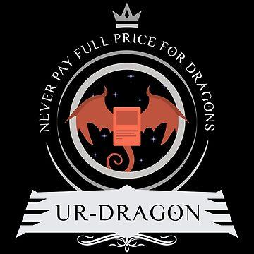 Commander Ur-Dragon by Jbui555