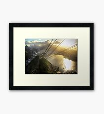 View from the Sugar Loaf #1 Framed Print