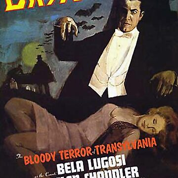 Dracula Movie Poster by NorthernLala