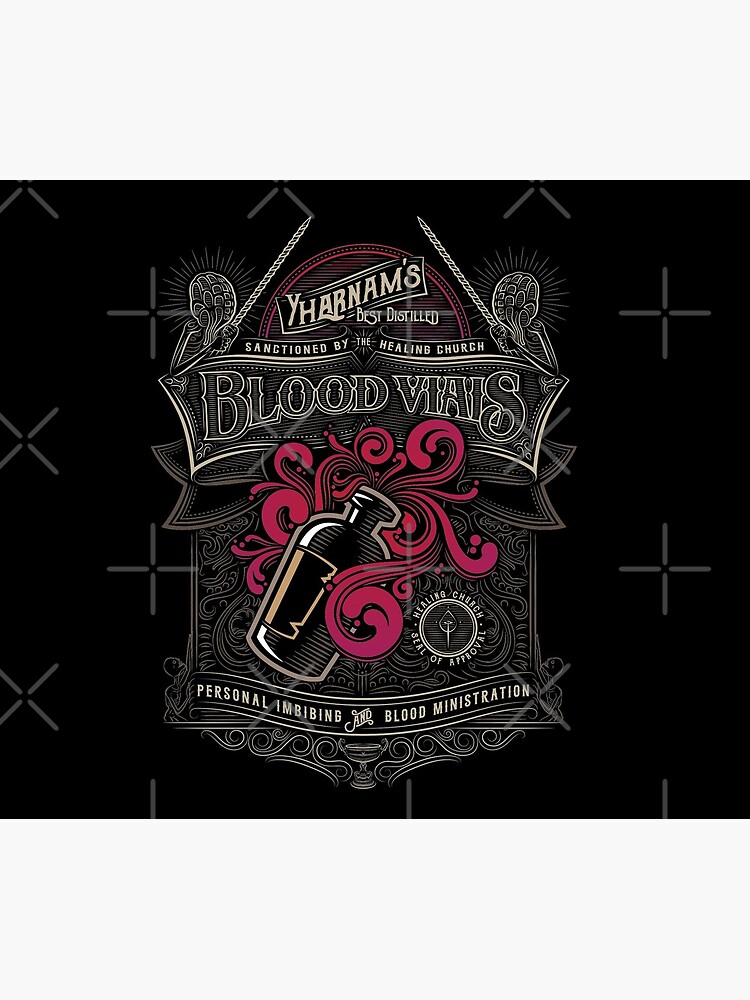 Yharnam's Blood Vials by wonderjosh3000