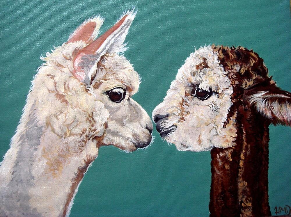 Alpacas! by Hannah Davidson