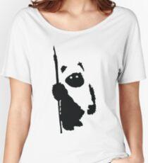 Ewok Silhouette Women's Relaxed Fit T-Shirt