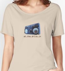 At The Drive-In Women's Relaxed Fit T-Shirt