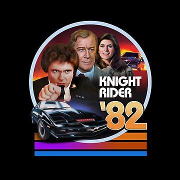 Knight Rider by DanMartinz