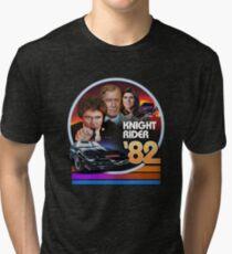 Camiseta de tejido mixto Knight Rider
