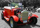 Ford 1927 Roadster by John Schneider