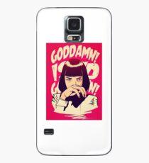 Uma Thurman Hülle & Klebefolie für Samsung Galaxy