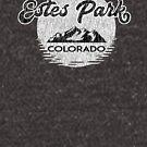 Estes Park Colorado Rocky Mountains National Park by MyHandmadeSigns