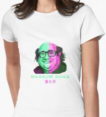 M A G N U M D E V I T O Women's Fitted T-Shirt