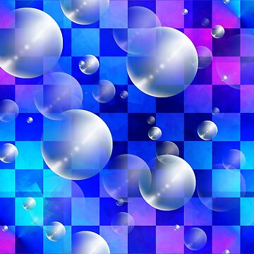 Bubble Tile by MaatouSly