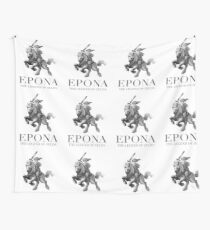 Epona Polo Wall Tapestry