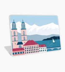Zürich Laptop Skin