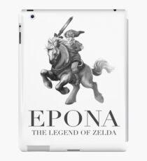 Epona Polo iPad Case/Skin