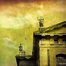 Clarendon Building, Oxford by David's Photoshop