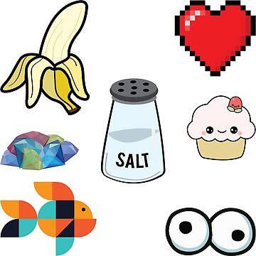 StreamMe Sticker Pack 1 by StreamMe