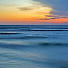 """Color Over Water - Gerroa Beach NSW"" by Darren Gray"