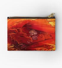 Let Sleeping Dragons Lie Studio Pouch