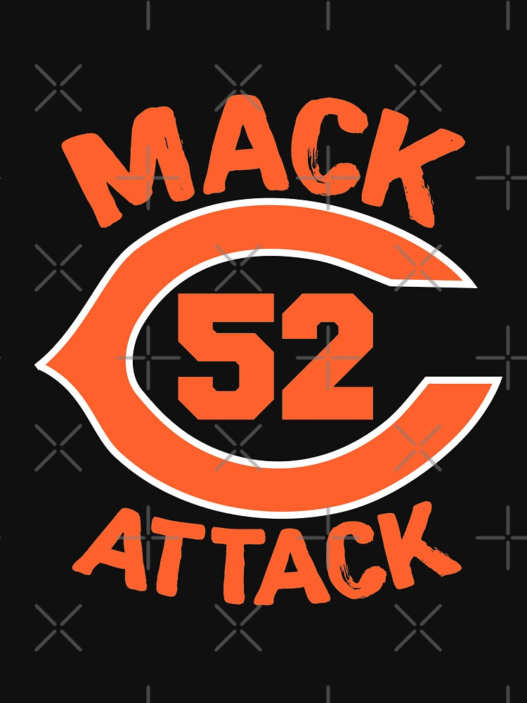 2e77745f Mack Attack 52 Bears Football