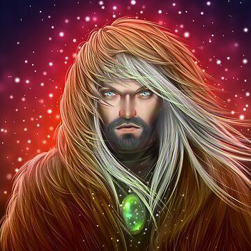Wizard by -ashetana-