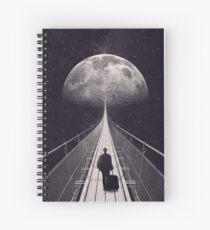 Cuaderno de espiral Viaje espacial