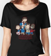 Stranger Peanuts Women's Relaxed Fit T-Shirt