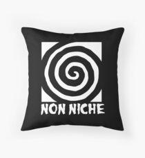 Non Niche Throw Pillow